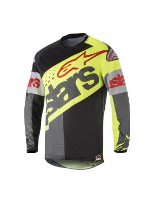 Блуза ALPINESTARS RACER FLAGSHIP YELLOW
