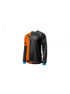 Блуза KTM POUNCE SHIRT ORANGE/BLACK