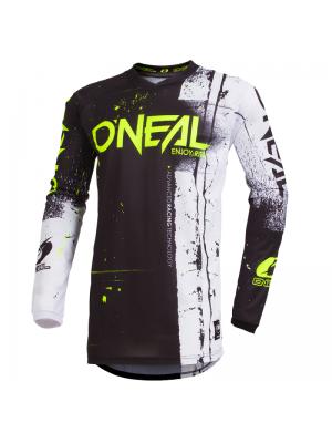 Блуза O'NEAL ELEMENT SHRED BLACK