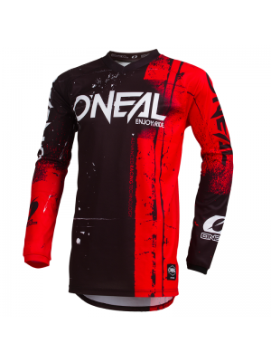 Блуза O'NEAL ELEMENT SHRED RED