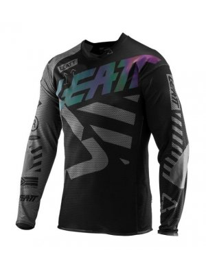 Блуза LEATT JERSEY DBX 4.0 ULTRAWELD BLACK