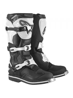 БОТУШИ ALPINESTARS MX TECH 1 Black White