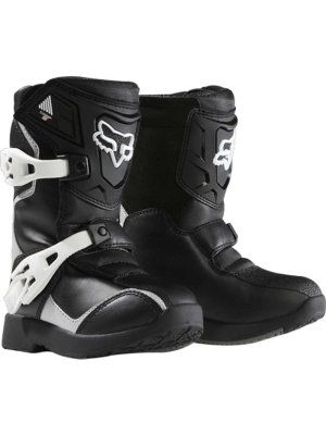 Детски Ботуши FOX COMP 5K BOYS PEE WEE MX BOOTS