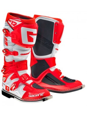 Ботуши Gaerne SG 12 2016 White Red