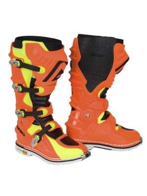 Ботуши Acerbis X-MOVE 2.0 FLUO Orange BOOTS