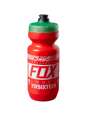 Бутилка Fox Union 22 Oz. Water Bottle Red