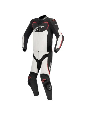 Alpinestars Gp Pro Leather Suit 2PC White