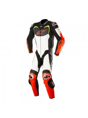 Alpinestars Gp Pro Leather Suit TECH-AIR™ COMPATIBLE Orange