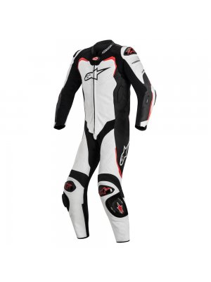 Alpinestars Gp Pro Leather Suit TECH-AIR™ COMPATIBLE White