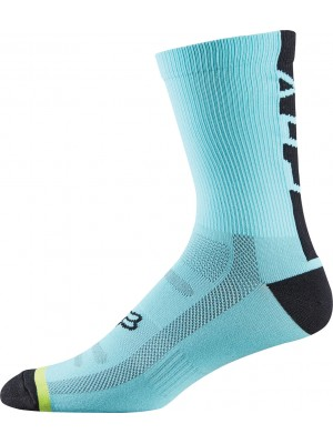 "Чорапи Fox DH Socks 6"" Blue"