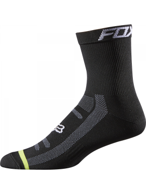 "Чорапи Fox DH Socks 6"" Black"