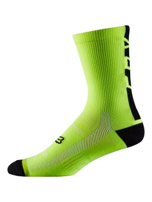 "Чорапи Fox DH Socks 6"" Green"