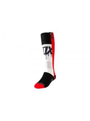 Чорапи FOX WMN MATA DRIP MX SOCK BLK/PNK
