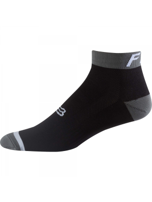 "Чорапи Fox Logo Trail Socks 4"" Black"