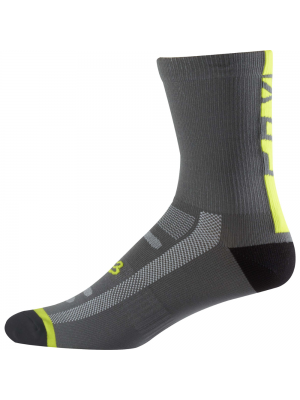 "Чорапи Fox Logo Trail Socks 8"" Graphite"