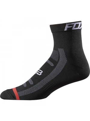 "Чорапи Fox Trail Socks 4"" Black"