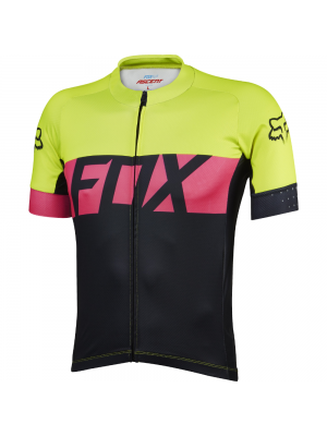 Джърси Fox Ascent SS Jersey Yellow