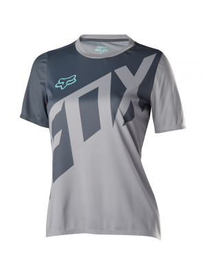 Джърси Fox Womens Ripley Grey Jersey