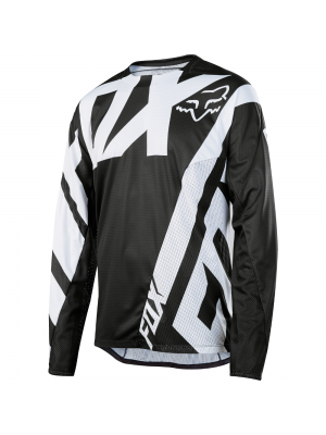 Джърси Fox Demo LS Black Jersey