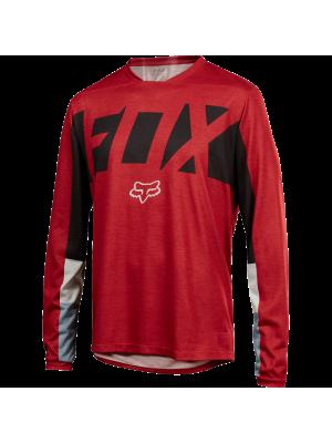 Джърси Fox Indicator L/S Drafter Jersey