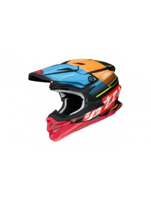 SHOEI VFX-W ZINGER TC-10