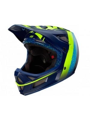 FOX Rampage Pro Carbon Divizion Navy