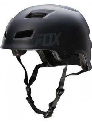 FOX Transition Hardshell Black