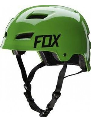 FOX Transition Hardshell Green
