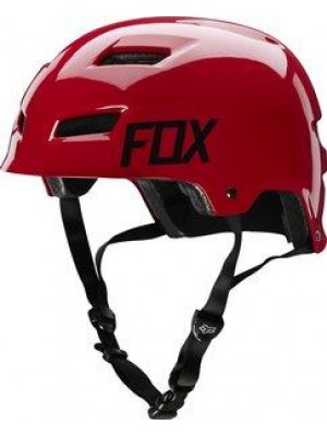 FOX Transition Hardshell Red