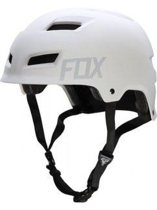 FOX Transition Hardshell White