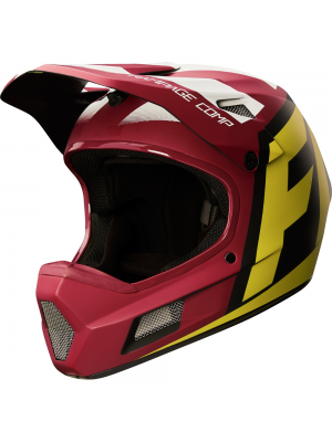 FOX Rampage Comp Creo Helmet Yellow/Black