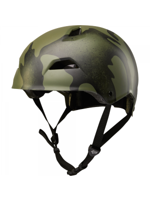 FOX FLIGHT CAMO HELMET
