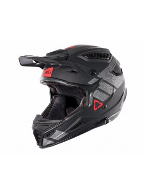 Каска Leatt GPX 4.5 V24 Black/Gray