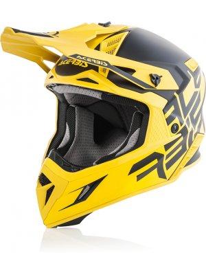 Каска Acerbis X-Pro VTR Yellow Matt