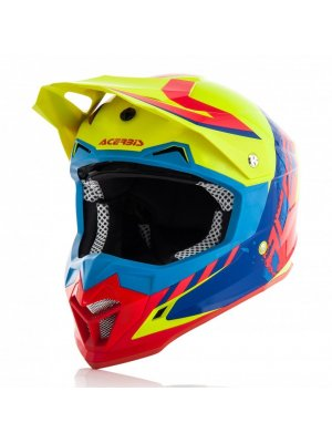 Acerbis Profile 4 Yellow/Red