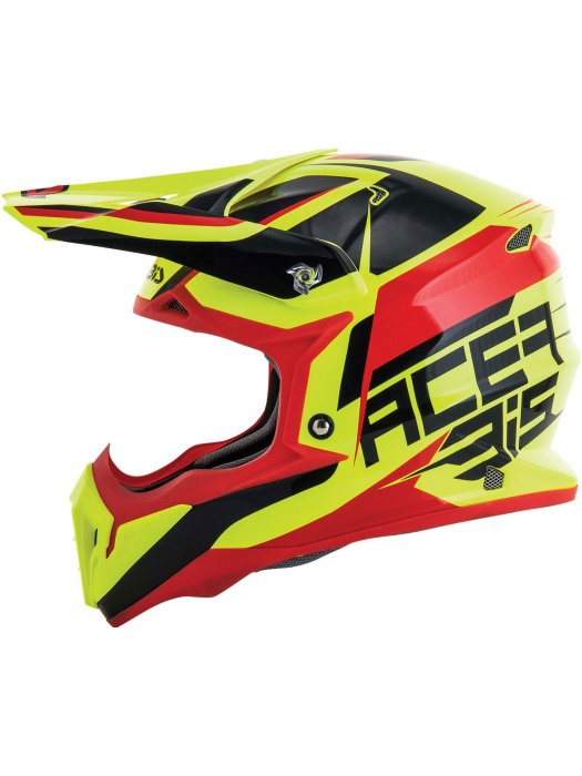 Acerbis Impact 3.0 Black/Yellow