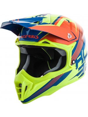 Acerbis Impact 3.0 Orange/Yellow