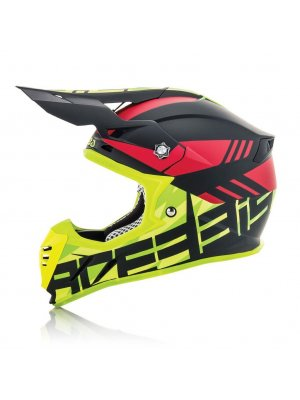 Acerbis Profile 3.0 Blackmamba Black/Yellow Matte