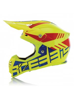 Acerbis Profile 3.0 Blackmamba Yellow/Blue