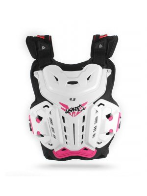 Протектор Leatt Chest Protector 4.5 JACKY WHT/PINK