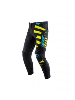 Панталон Leatt GPX 5.5 I.K.S. Pants Black/Lime