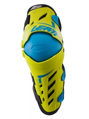 Наколенки Leatt Knee & Shin Guard Dual Axis Yellow