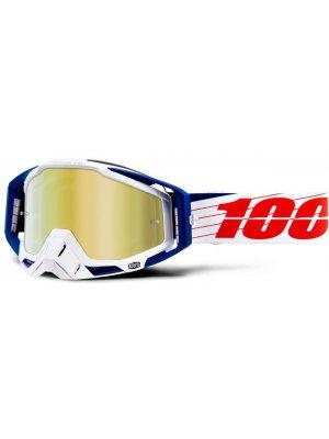Очила 100% Racecraft Bibal/White