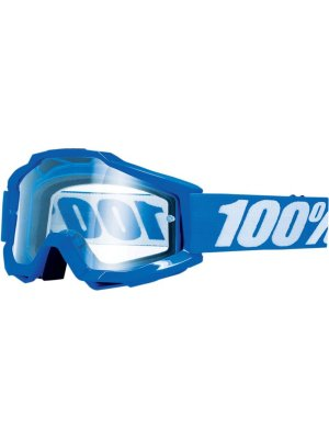 Очила 100 % OTG Blue Clear Goggle