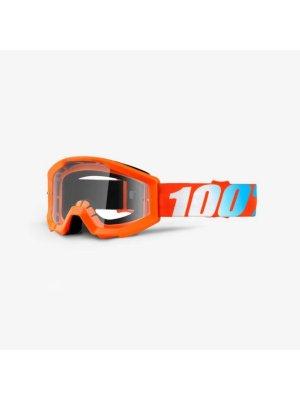 Детски очила 100% Strata Jr Orange
