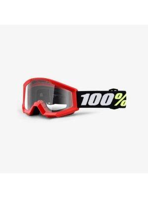 Детски очила 100% Strata Mini Red