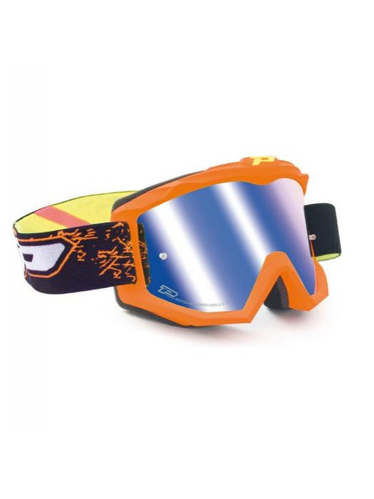 Очила Progrip 3204 Fluo Goggles Orange