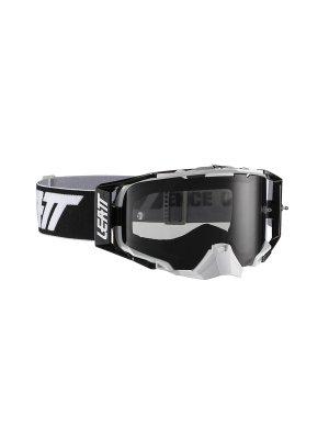 Очила LEATT GOGGLE VELOCITY 6.5 BLACK/WHITE SMOKE 28%