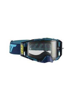 Очила LEATT GOGGLE VELOCITY 6.5 INK/BLUE LIGHT GREY 58%