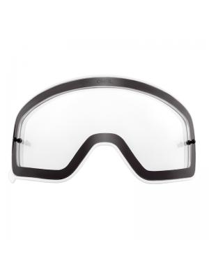 Магнитна плака за очила O'NEAL B-50 WHITE FRAME CLEAR